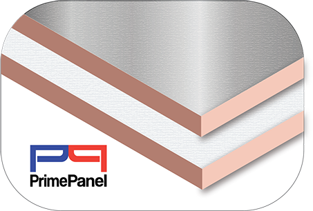 PrimePanel Insulation Product Image and Logo